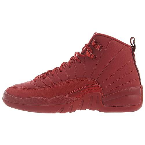 the best attitude 6726c 9e1de Nike Kids Air Jordan 12 Retro (GS) Basketball Shoes (6)