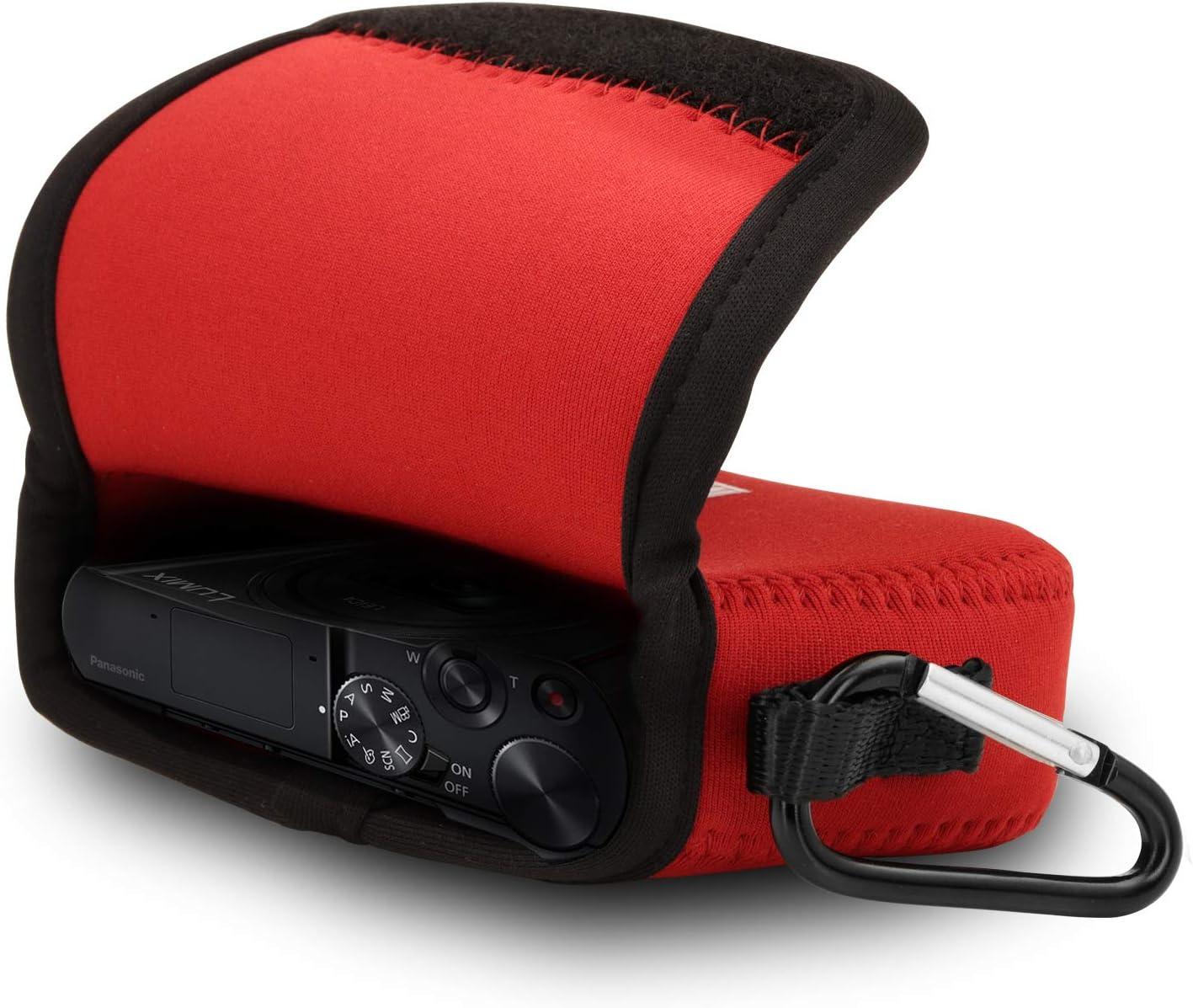 Megagear Panasonic Lumix Dc Zs200 Tz200 Leica C Lux Kamera
