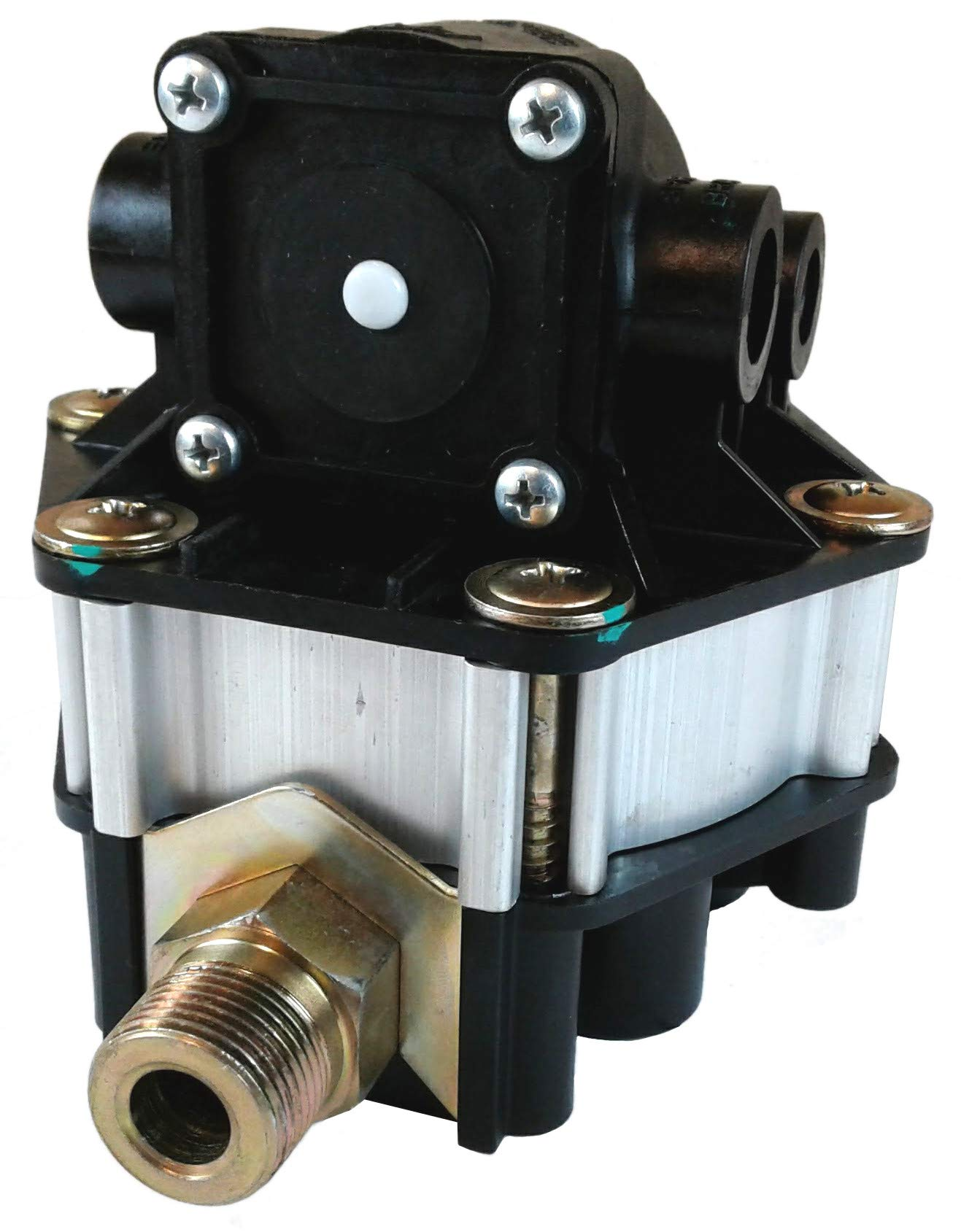 FF2 Full Function Trailer Brake Valve - 3/4'' Reservoir for Heavy Duty Big Rigs by Brianna Auto Parts (BAP) (Image #4)
