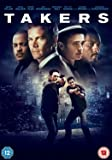 Takers [DVD] [2011]