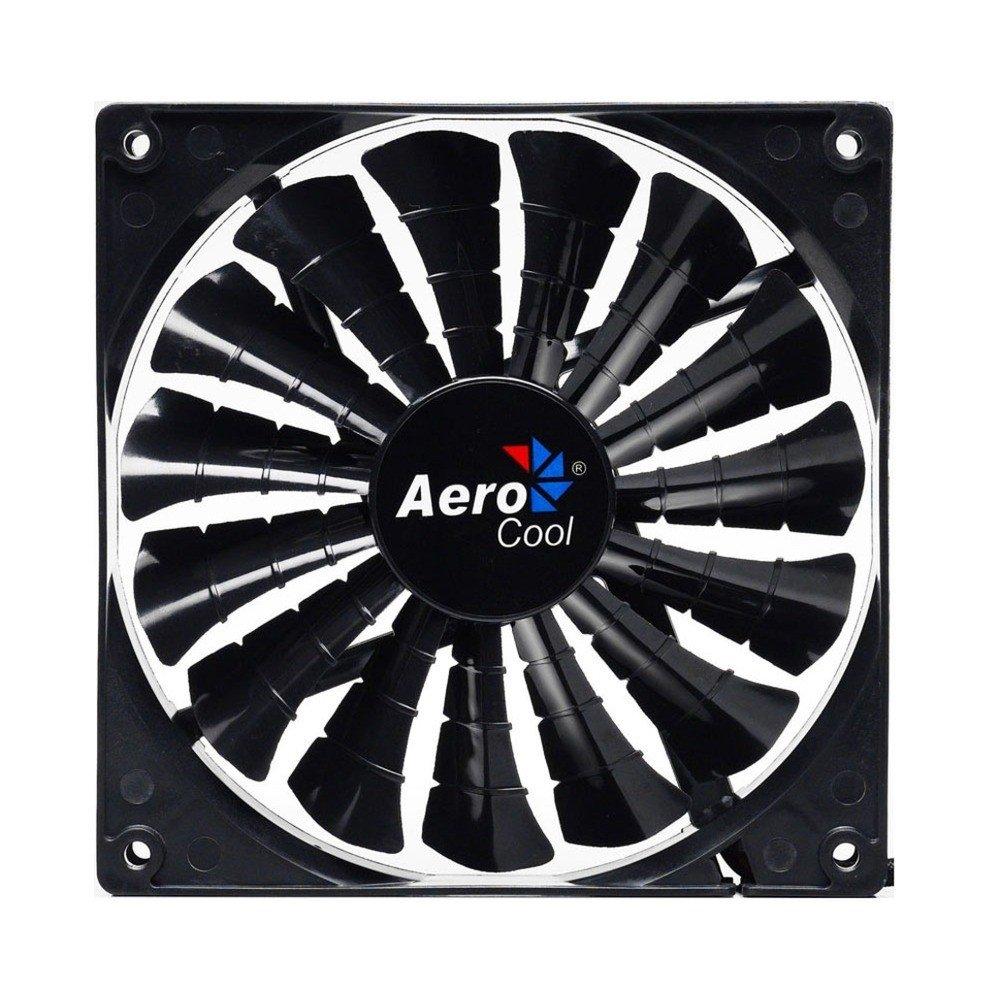 AeroCool Shark 140mm Black Edition Cooling Fan EN55451