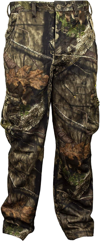 Scent Blocker Pants Silentec Shield Series Odor Control 6 Pocket Design, Articulated Knees