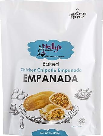 Amazon Chicken Chipotle Empanada