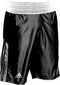 Amateur Boxing Shorts X-Large ADITB152-BlkWht-XL