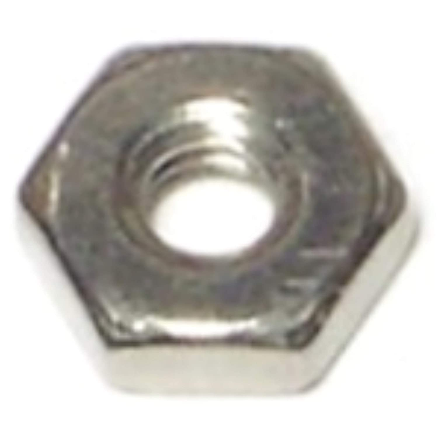 Hard-to-Find Fastener 014973191061 Finished Hex Nuts Piece-30 6-32