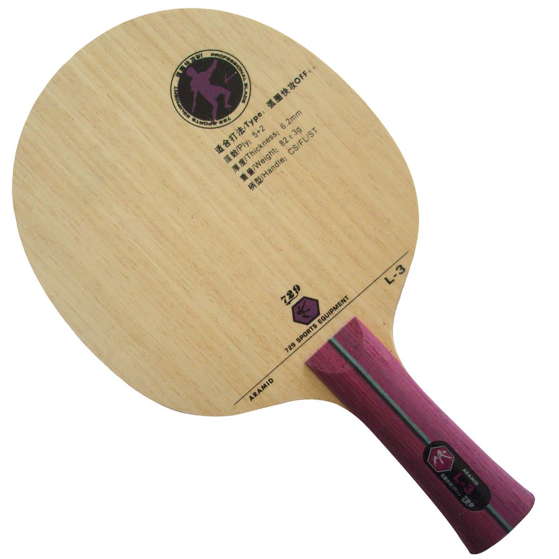 729 l-3 Long FL Table Tennisブレード B00OR1NQTK