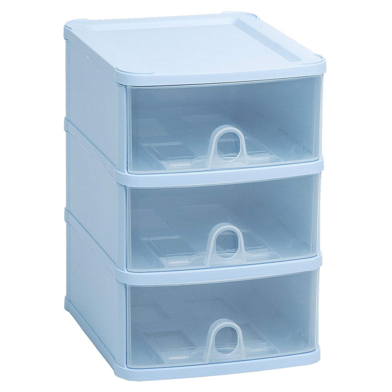 Regal auf Rollen Schubladenregal Schubladenschrank Schubkästen Box Kiste