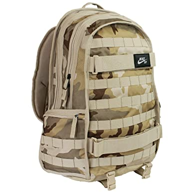 low price sale new concept buy cheap Amazon.com: Nike Mens SB RPM BACKPACK- AOP CAMO BA6118-220 ...
