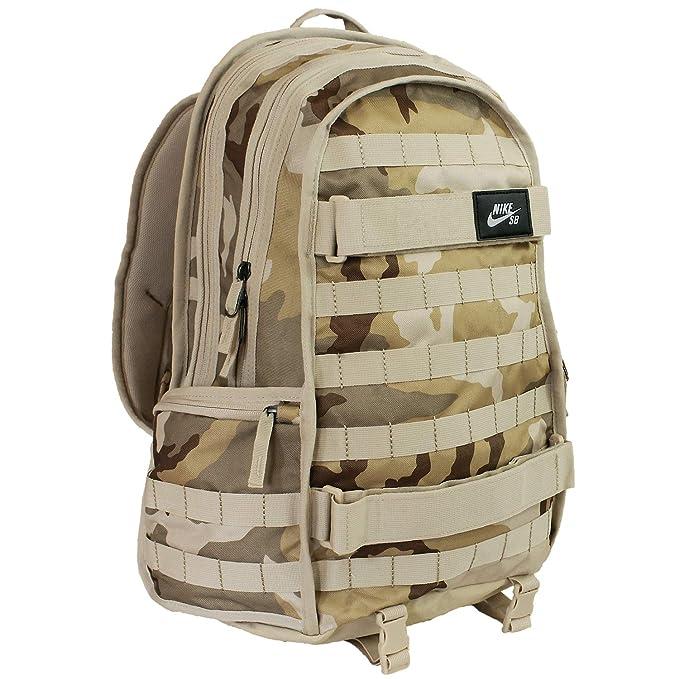 82a6a489f21d6 Nike Mens SB RPM Backpack- AOP CAMO BA6118-220 - Desert CAMO/Desert CAMO/Desert  CAMO: Amazon.ca: Clothing & Accessories