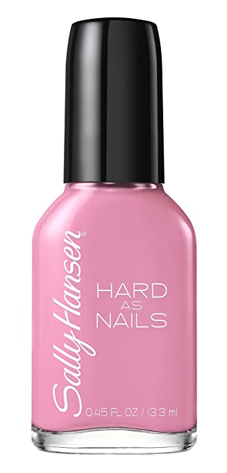 Sally Hansen Hard as Nails Color, Heart of Stone, 0.45 Fluid Ounce