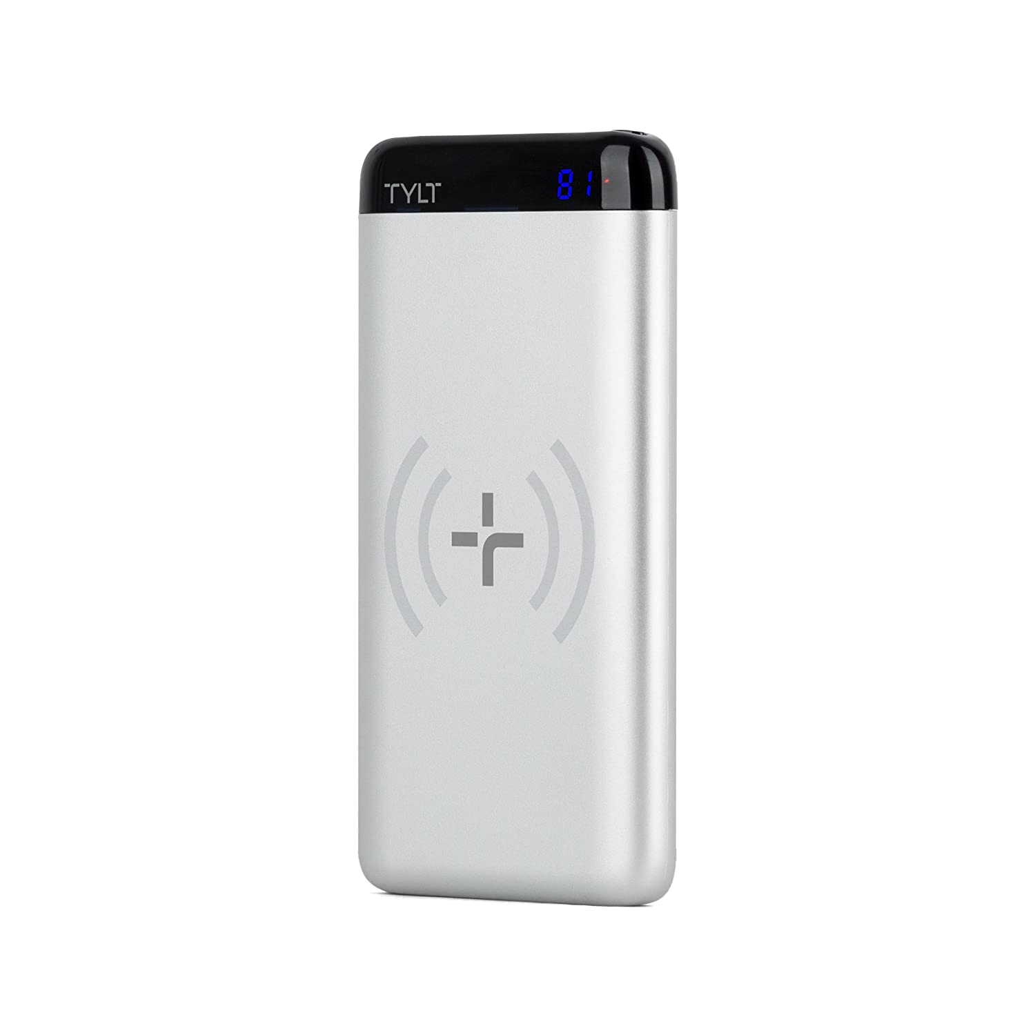 Amazon.com: TYLT Xact 5K Cargador inalámbrico y Power Bank ...