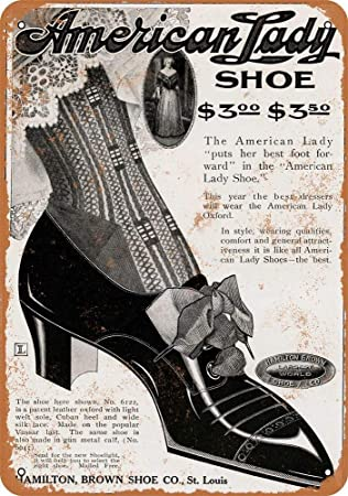 Amazon.com: Pareja Collins Hamilton Marrón Zapato Estaño ...