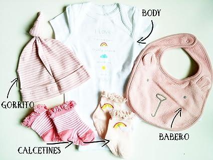 Idea Regalo Original para Recién Nacidos | Ramo para Bebés con Body ...