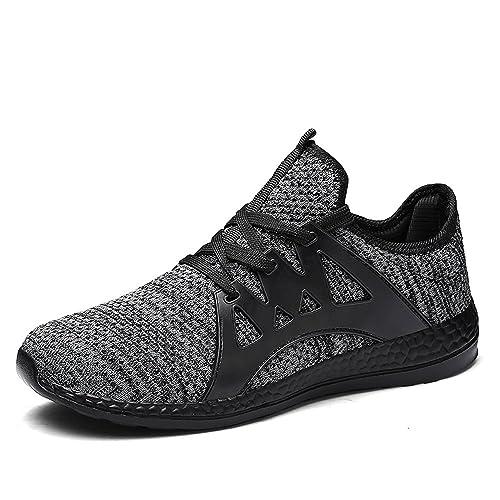 Anokar Sportschuhe Herren Damen Laufschuhe Sneakers Sommer Turnschuhe  Casual Sport Fitnessschuhe Schuhe Trainer Running Schuhe Atmungsaktives 616320c087