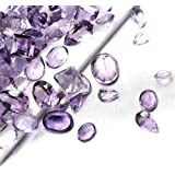 Details about  /Natural Purple Amethyst 3X3 mm To 15x15 mm Round faceted cut Loose Gemstone mix