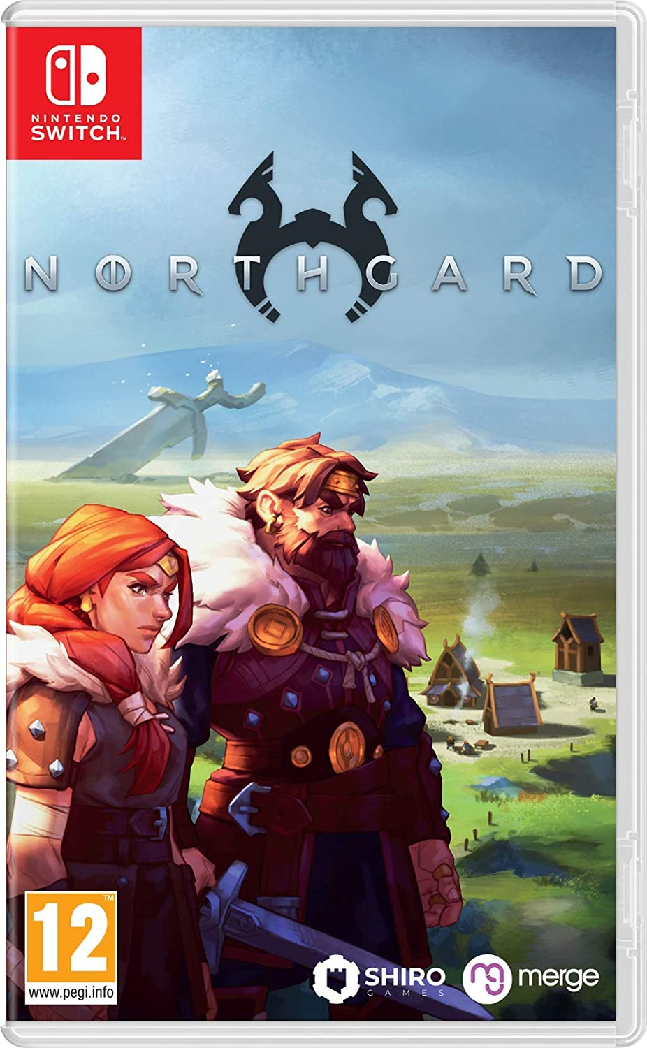 Northgard - Nintendo Switch [Importación inglesa]: Amazon.es ...