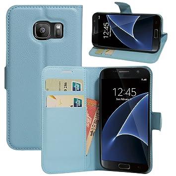 HualuBro Funda Samsung Galaxy S7, Carcasa de Protectora ...