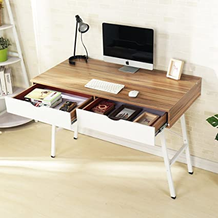 home office home desk office. Soges Computer Desk 47\u0026quot; PC Office With Drawer Workstation For Home Use I