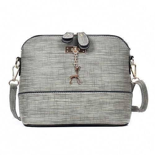 3eb6167c997c7 Tasche Damen BV4New damen Messenger bag retro kleine lederhandtasche handtasche  casual bag GY Umhängetasche Damen Leder