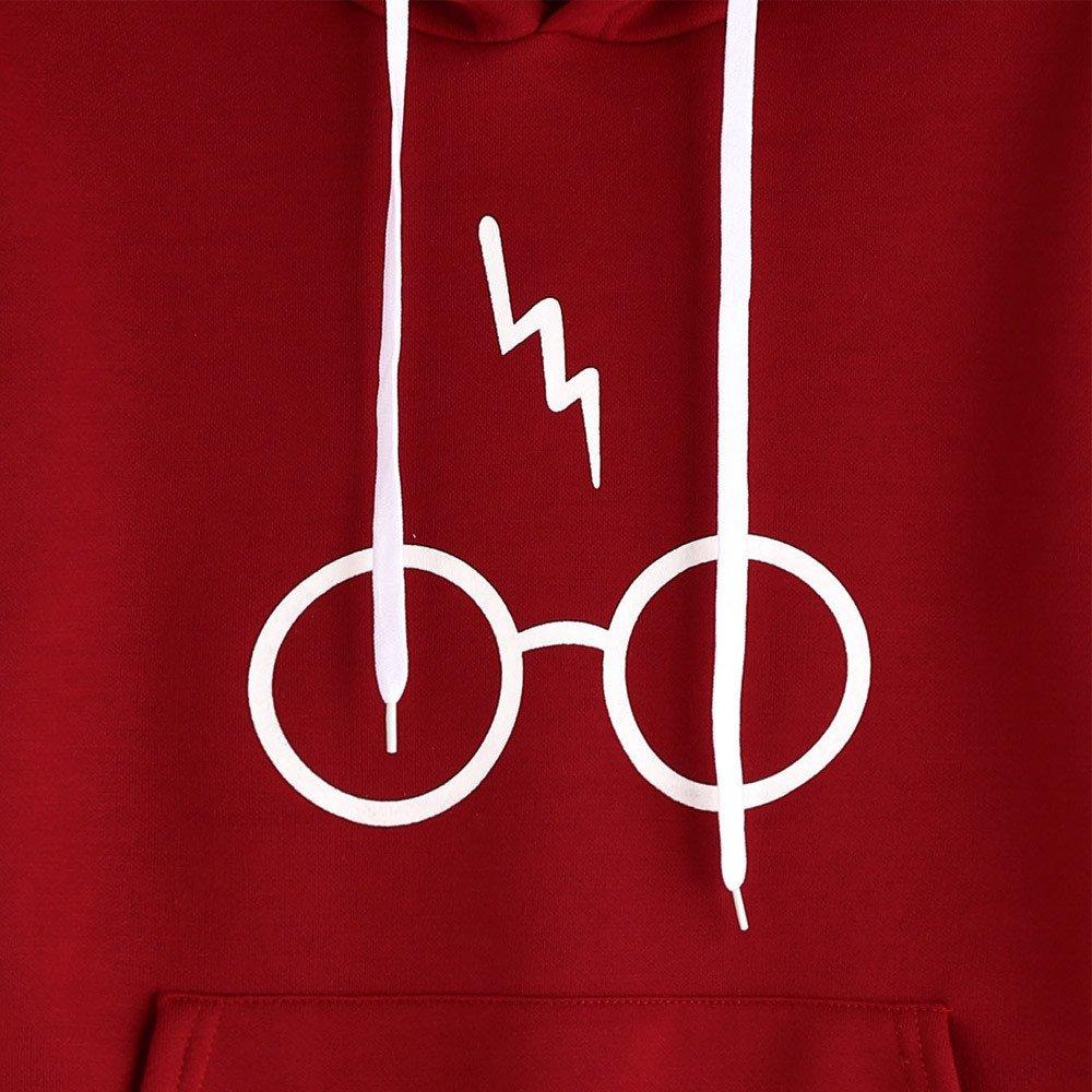 Amazon.com: VESNIBA Womens Long Sleeve Hoodie Sweatshirt Jumper Hooded Pullover Tops Blouse: Clothing