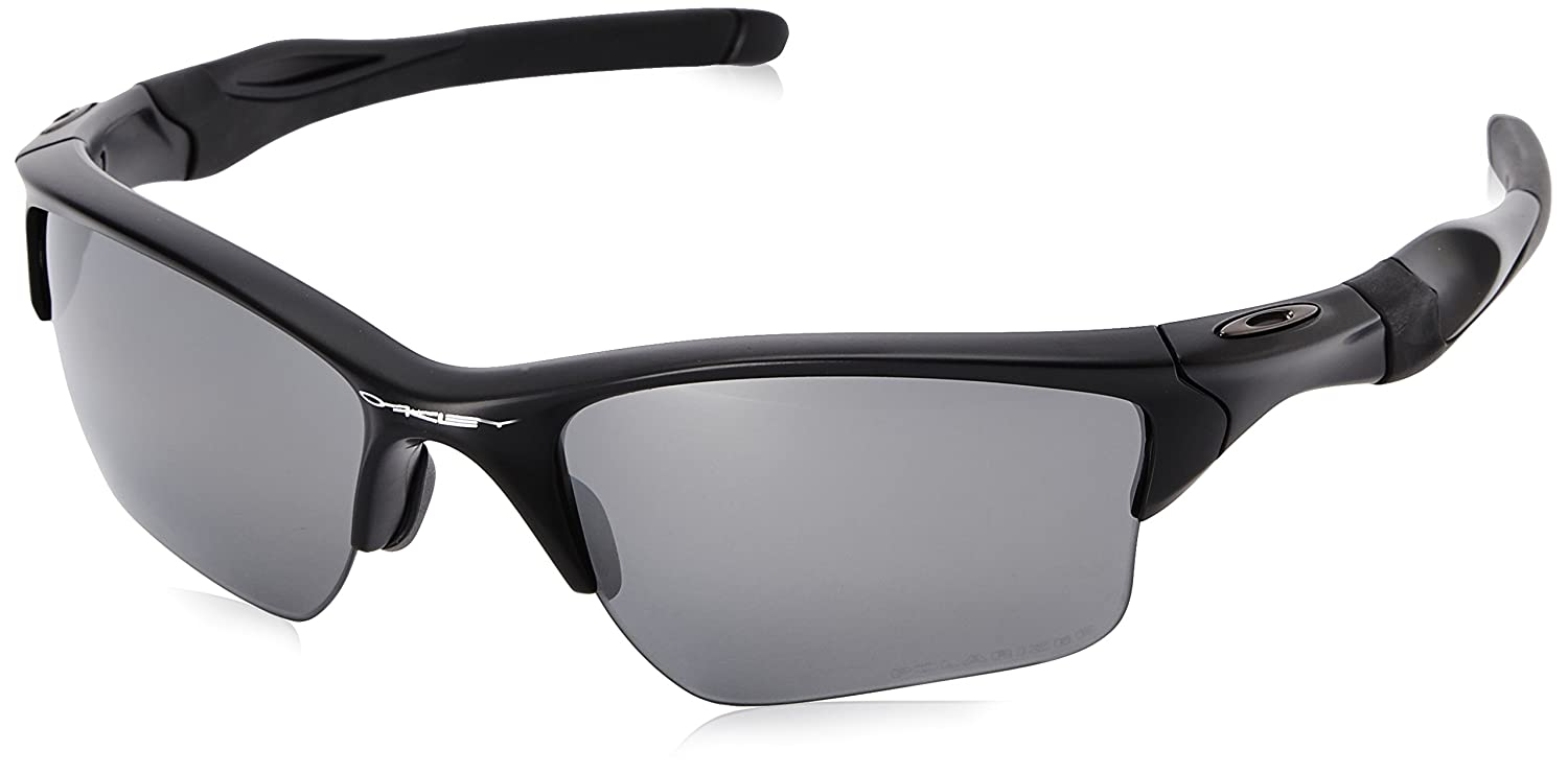 amazon oakley half jacket polarized