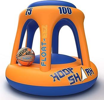 Fun Knuckles Basketball Hoop Pool Toy for Kids
