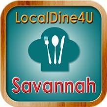 Restaurants in Savannah, US!