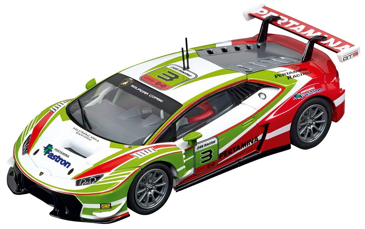 Carrera 20030781 Digital 132 Lamborghini Huracán GT3 Italia Slot Car