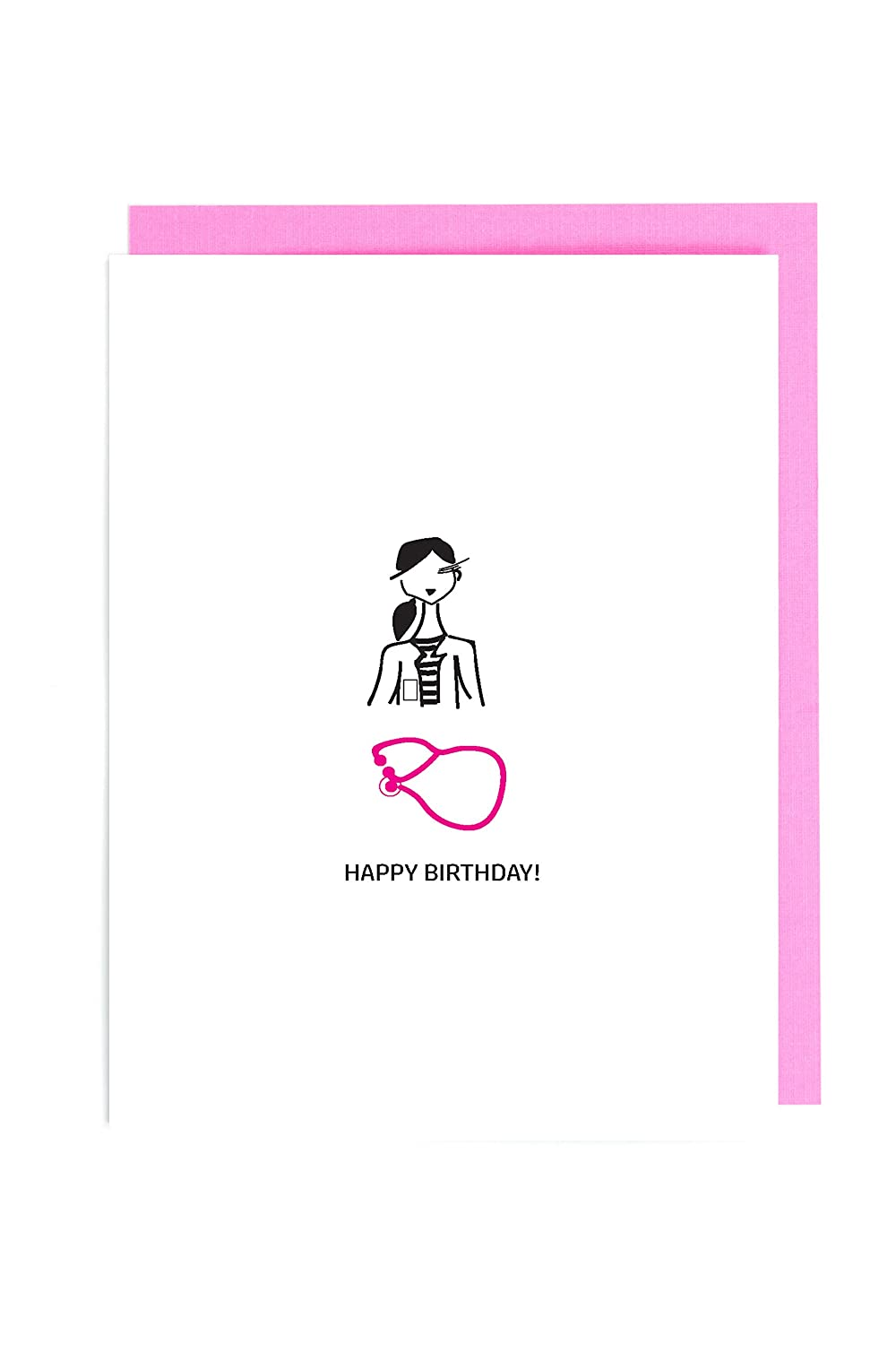 Amazon Medical Doctor Nursing Student Nurse Birthday Greeting Card Gifts Handmade