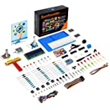 SunFounder Super Starter Learning Kit V3.0 for Raspberry Pi 3 Model B+ 3B 2B B+ A+ Zero Including 123-Page Instructions Book for Beginners