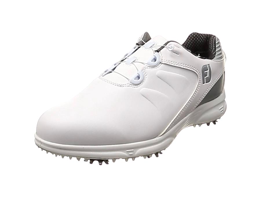 ゴルフシューズ ARC XT Boa メンズ ホワイト/グレー (19) 25.5 cm 3E 59754J 25.5cm
