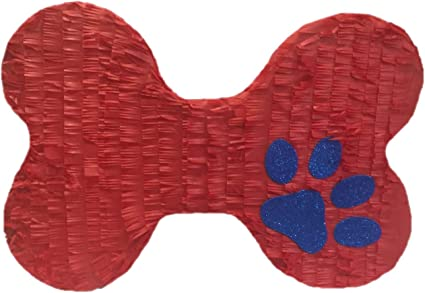 Sale Bone Pinata Puppy Party Favor
