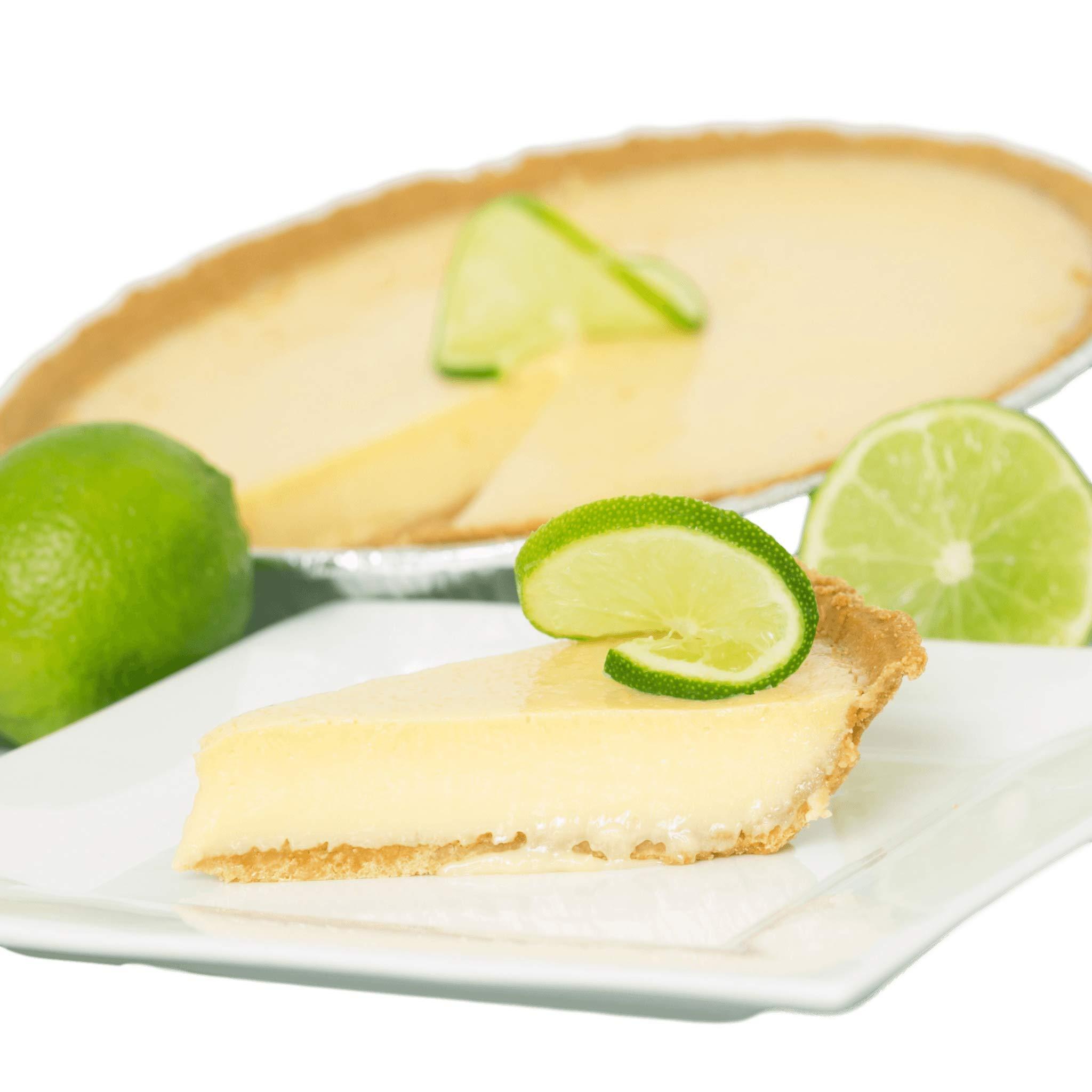 Savannah's Candy Kitchen   Genuine Key Lime Pie