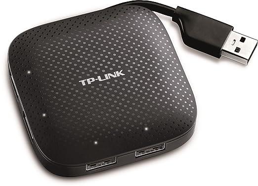 91 opinioni per TP-Link UH400 HUB USB, 4 Porte USB 3.0, Velocità di Trasferimento Fino a 5 Gbps,