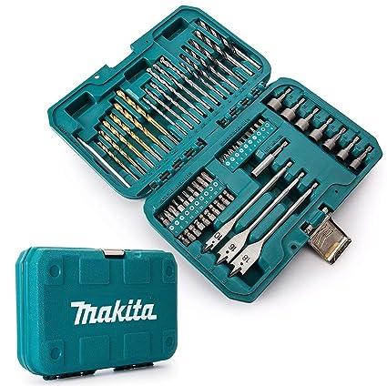 Makita MAKP90227 - Juego de puntas de destornilladores (pack de 50)