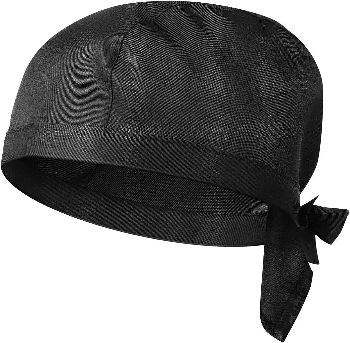 Fashion Chef Hats Work Wear Kitchen Coffee Restaurant Waiter Forward Cap Hat
