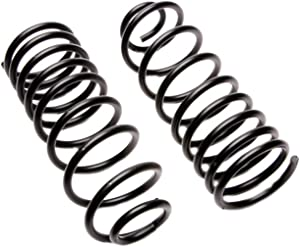 ACDelco 45H3025 Professional Rear Coil Spring Set
