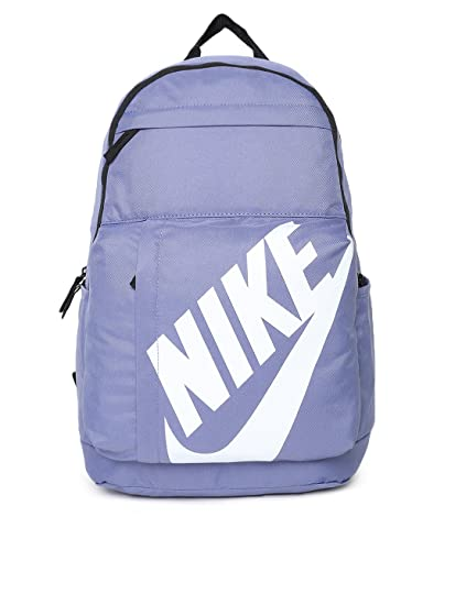 bbd9fa70e733 Nike Blue Unisex Element Backpack  Amazon.in  Bags