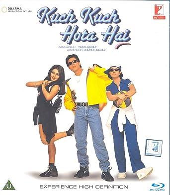 Kuch Kuch Hota Hai 1998 Blu Ray Shahrukh Khan Karan Johar