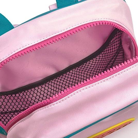 TOUS MOCHILA XS SCHOOL ROSA-MULTI: Amazon.es: Zapatos y complementos