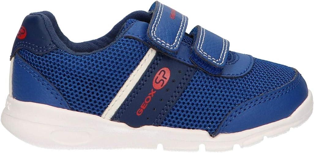 Geox Sportschuhe für Junge B92H8C 014BU B Runner C4227 ROYAL 6NzyY