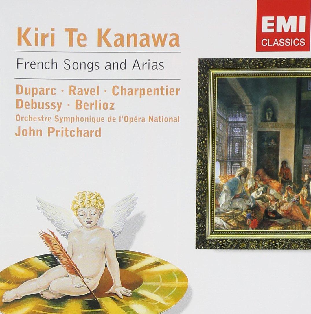 Kiri Te Kanawa: French Songs and Arias