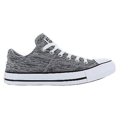 Converse Chuck Taylor All Star Madison Ox Black/Wolf Grey/White 558557F  Womens