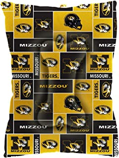 "product image for All Star Dogs Mizzou University of Missouri Tigers Pet Bed (Large 28"" x 42"")"