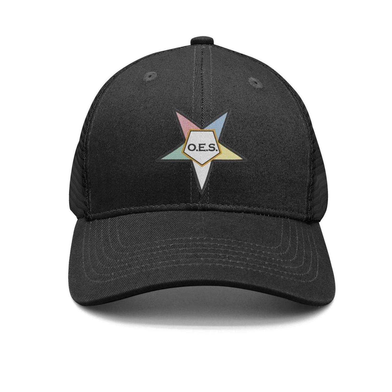 Casual Adjustable Baseball Caps fit Trucker Hat MontagueMoll Star-Funny-Logo