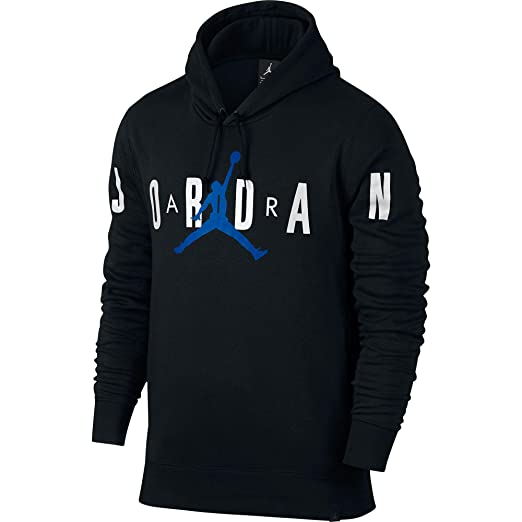 94b03888cf84 Jordan Jordan Flight Fleece Graphic Pullover mens athletic-sweatshirts  834371-011 XL - Black