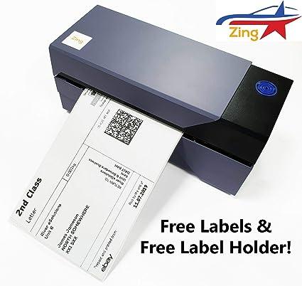 Zing® Direct - Impresora térmica de alta velocidad ...
