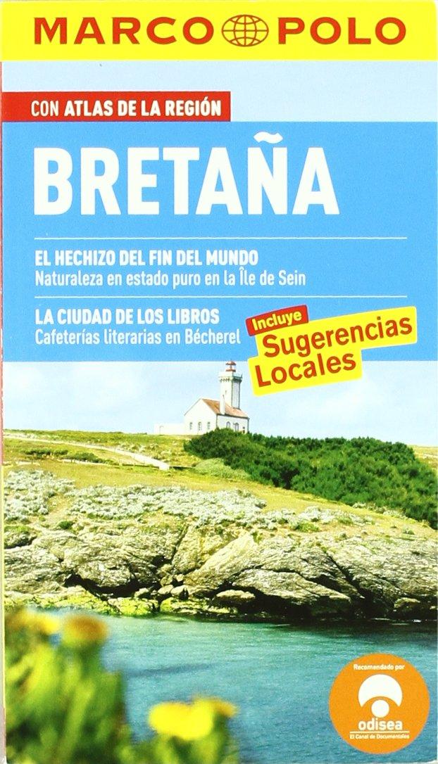 Guia bretaña - con atlas de la region Marco Polo - Guias: Amazon ...