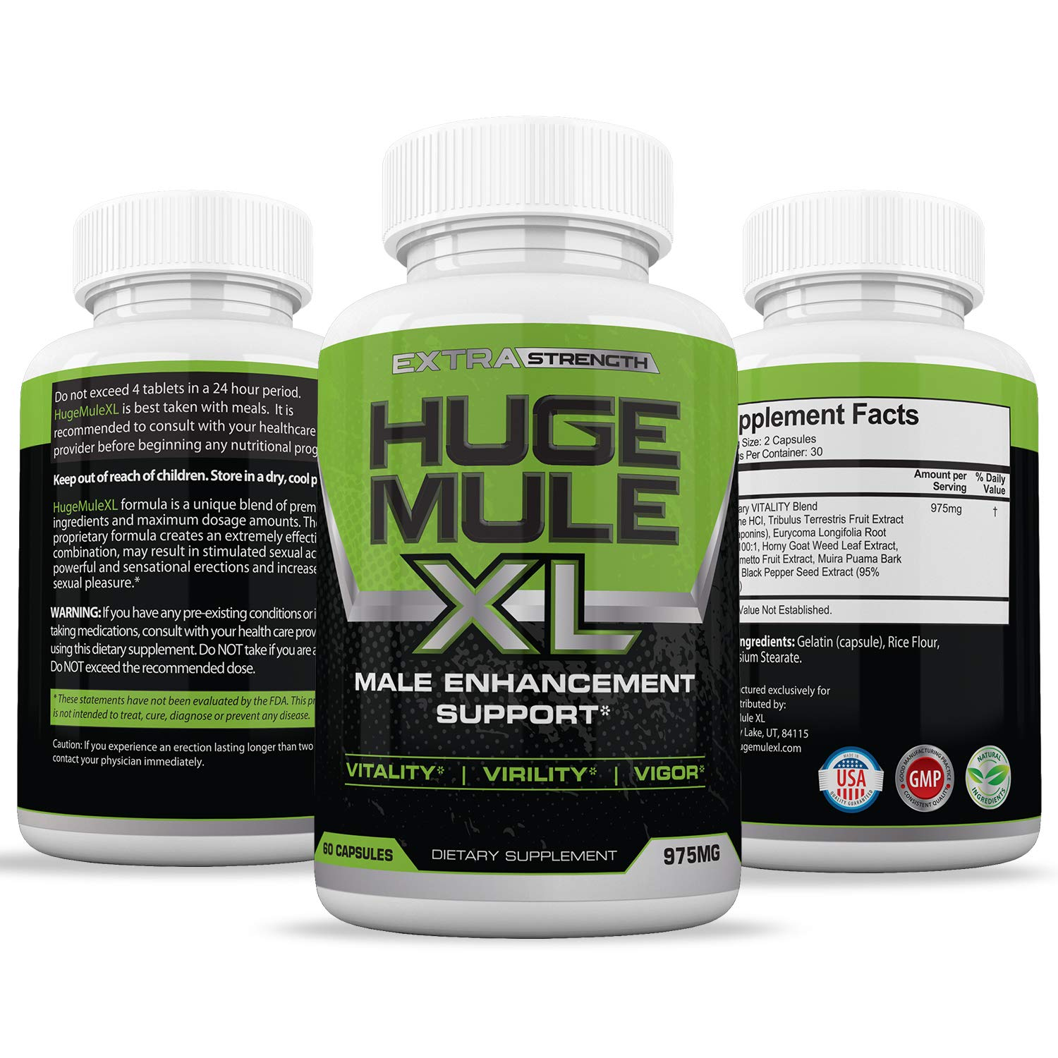 Huge Mule XL- Best Male Enhancement Pills