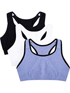 Activewear Size 38 Fruit Of The Loom Cotton Comfort Front Close Sport Bra 96014 Yet Not Vulgar Clothing, Shoes & Accessories